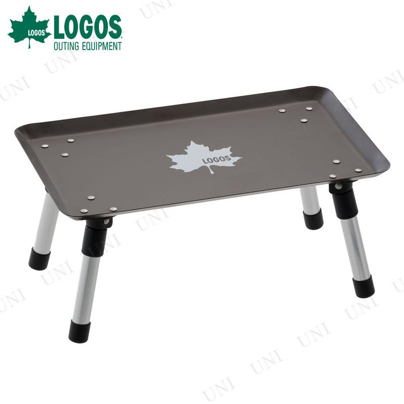 【取寄品】 LOGOS (ロゴス) スタックカラータフテーブル ヴィンテージブラウン