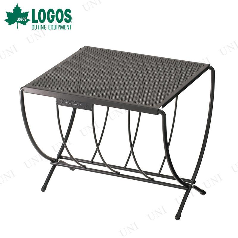 【取寄品】 LOGOS (ロゴス) LOGOS 薪ラックテーブル