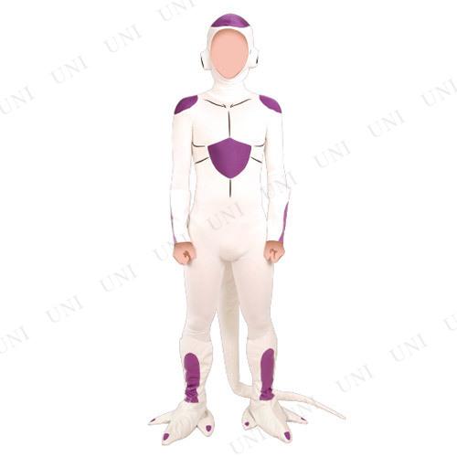 【取寄品】 コスプレ 仮装 ドラゴンボールZ フリーザコスチューム リニューアル メンズ フリー