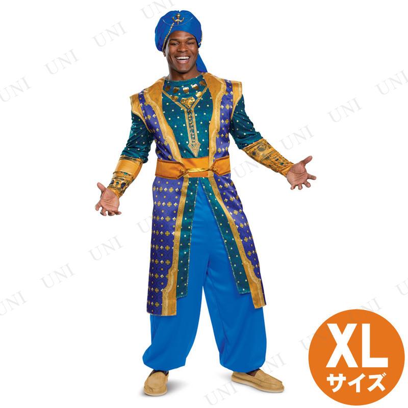 コスプレ 仮装 ジーニー デラックス 大人用 XL (大きいサイズ)