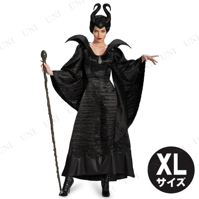 コスプレ 仮装 マレフィセント 洗礼式ドレス デラックス 大人用 XL(18-20) 大きいサイズ