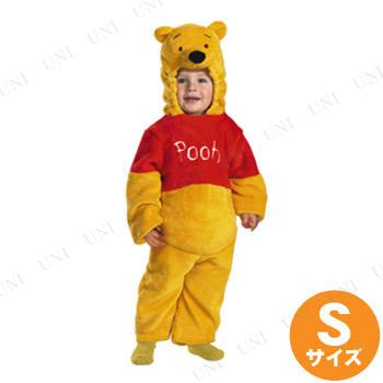 コスプレ 仮装 くまのプーさん デラックスジャンプスーツ 子供用 S(2T)