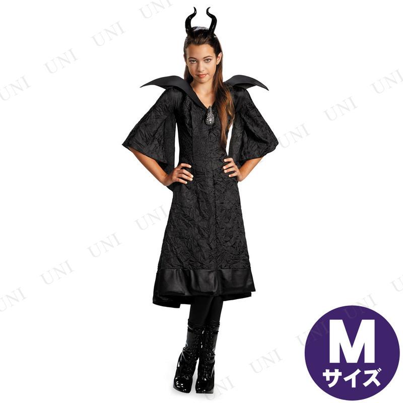 コスプレ 仮装 マレフィセント 洗礼式ドレス クラシック 子供用 M(7-8)