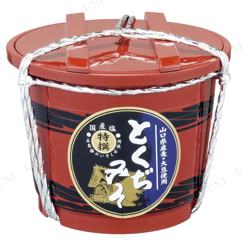 【山口県産品】【取寄品】 山口とくぢ味噌 特撰麦つぶ朱ダル 750g