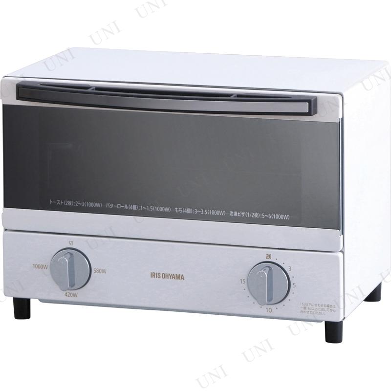 【取寄品】 アイリスオーヤマ スチームオーブントースター 2枚焼き