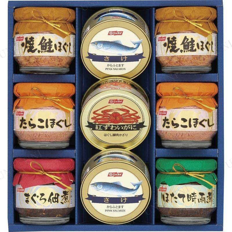 【取寄品】 ニッスイ 缶詰・びん詰ギフトセット