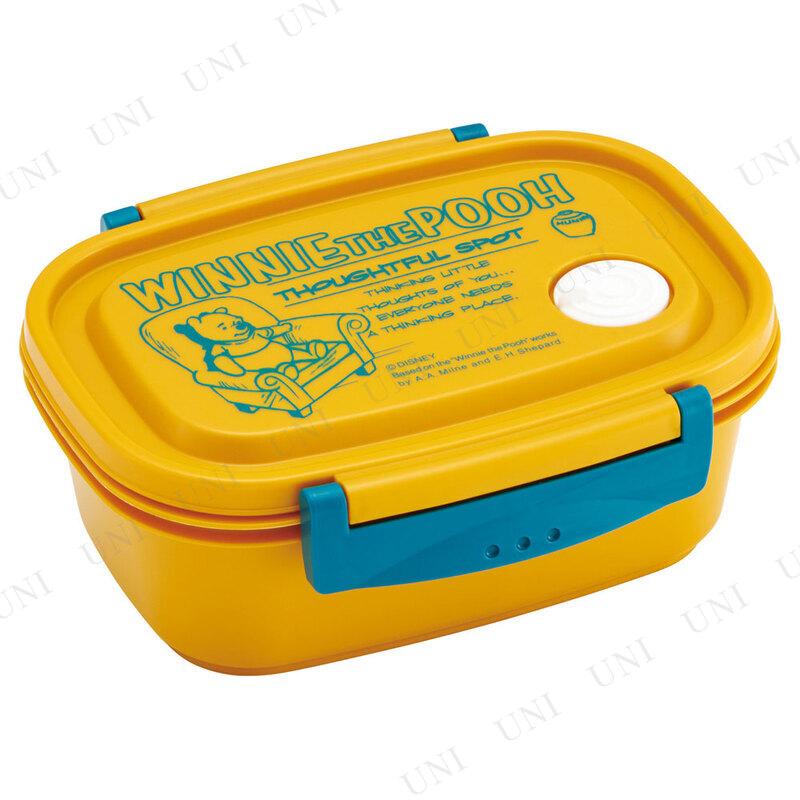 【取寄品】 ラク軽弁当箱 M くまのプーさん 550mL