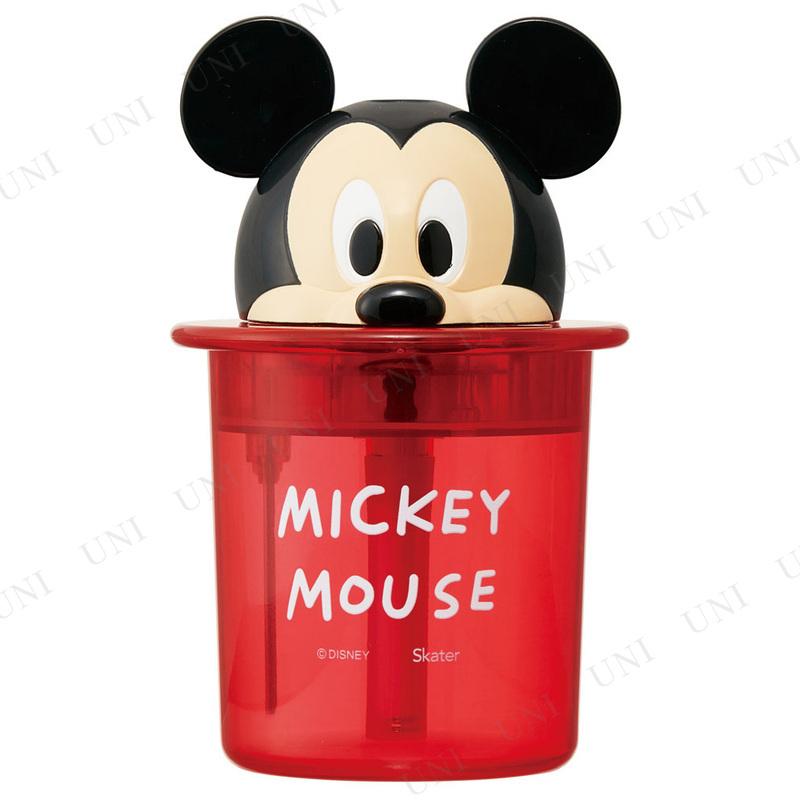 【取寄品】 卓上ダイカットミスト加湿器 ミッキーマウス