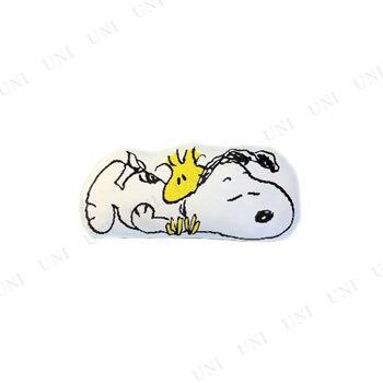 スヌーピー 抱きクッション おやすみ