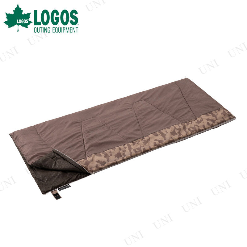 【取寄品】 LOGOS(ロゴス) 丸洗い寝袋 スリープジャック・2