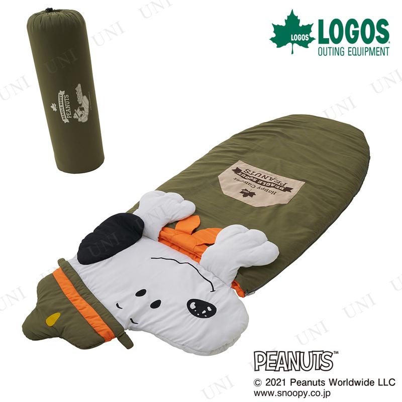 【取寄品】 LOGOS(ロゴス) SNOOPY シュラフ