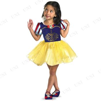 [残り1点] コスプレ 仮装 白雪姫 バレリーナ クラシック 子供用 3T-4T