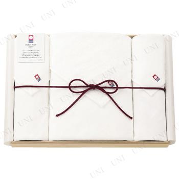 【取寄品】 ガーゼ タオルセット 木箱入り 【imabari towel Japan】