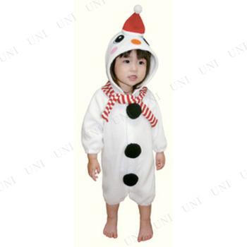 7e60b78690d1f 本店  パーティワールド 雪だるまカバーオール クリスマス コスプレ ...