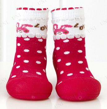 Baby feet ベビーフィート ラブレッド (Love-Red) 12.5cm