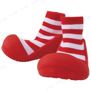 Baby feet ベビーフィート カジュアル レッド (Casual-Red) 12.5cm