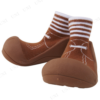Baby feet ベビーフィート フォーマル ブラウン (Formal-Brown) 11.5cm