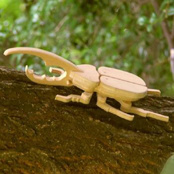 昆虫工作キット ヘラクレスオオカブト
