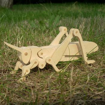 昆虫工作キット トノサマバッタ