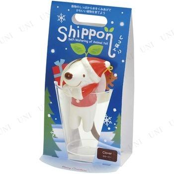 【取寄品】 クリスマスしっぽん イヌ クローバー