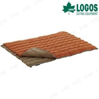 【取寄品】 LOGOS(ロゴス) 2in1・Wサイズ丸洗い寝袋・2