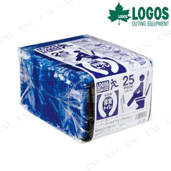 LOGOS(ロゴス) LLL パームトイレ 25パック
