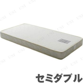 【取寄品】 スプリングマットレス セミダブル