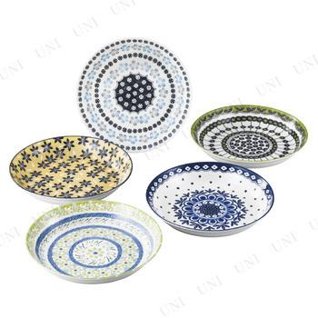 【取寄品】 テーブルトークプレゼンツ ポタリーフィールド スープカレー皿セット