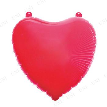 ディスプレイ バレンタイン チャーミィパック49cm デコハート 濃赤
