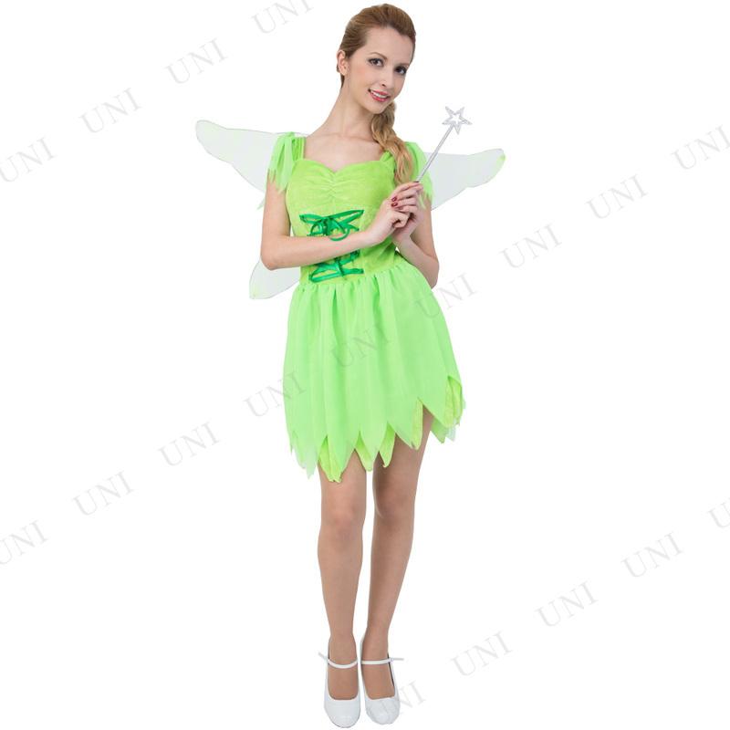 コスプレ 仮装 CLUB QUEEN Lime Fairy(ライムフェアリー)