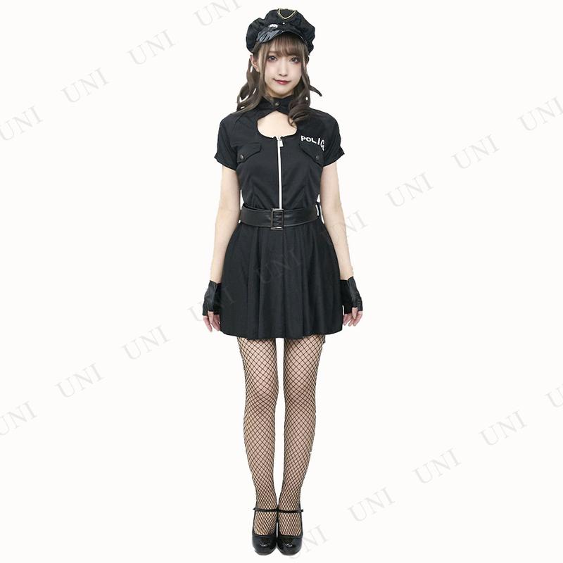 コスプレ 仮装  コスプレ ポリス CLUB QUEEN Sexy Police(セクシーポリス)