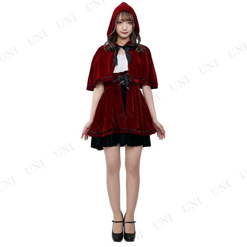 コスプレ 仮装 CLUB QUEEN Red Hood Lady(レッドフードレディ)