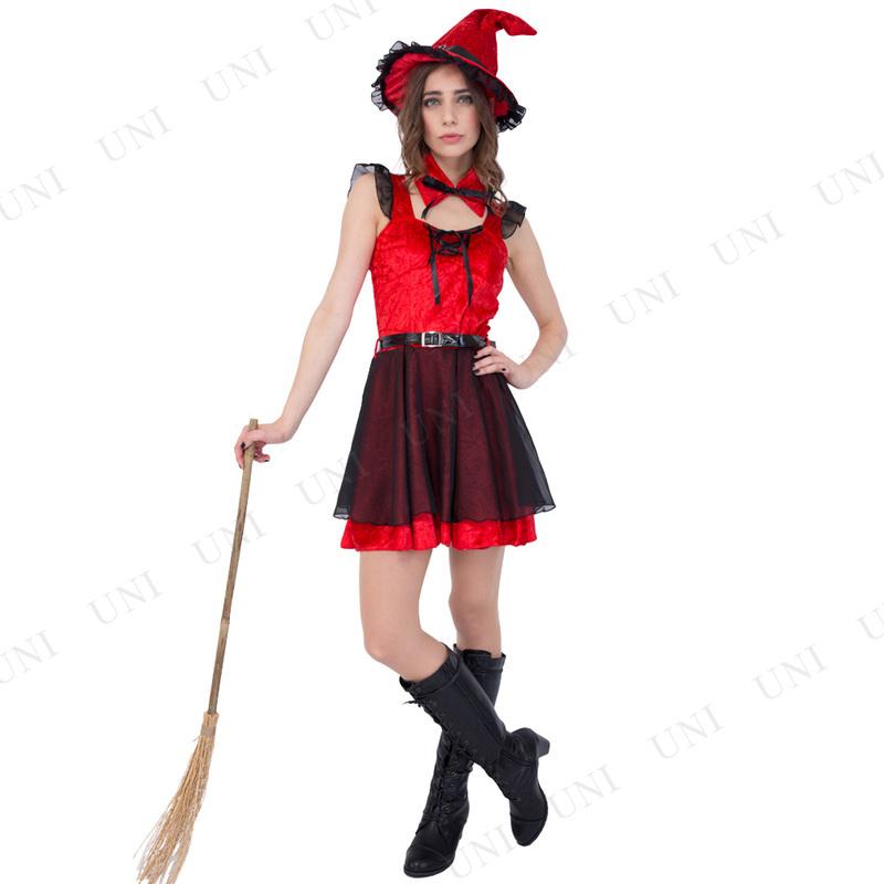 コスプレ 仮装 CLUB QUEEN Ruby Witch(ルビーウィッチ)