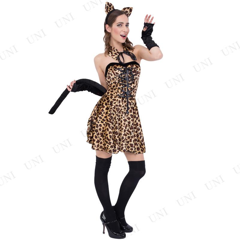 コスプレ 仮装 CLUB QUEEN Cutie Leopard(キューティーレオパード)
