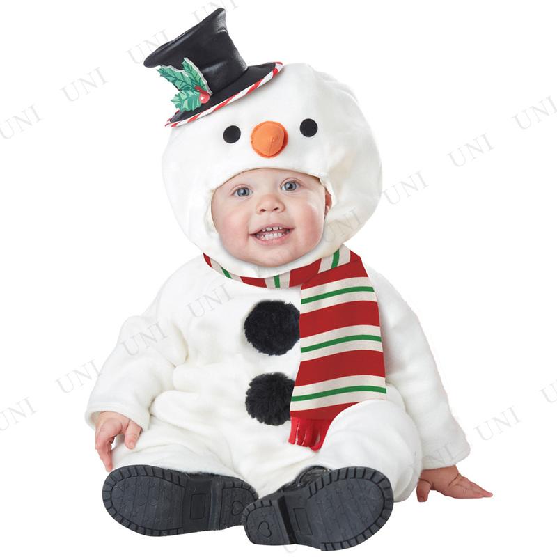 LIL' SNOWMAN / INFANT 18-24Mo WHITE
