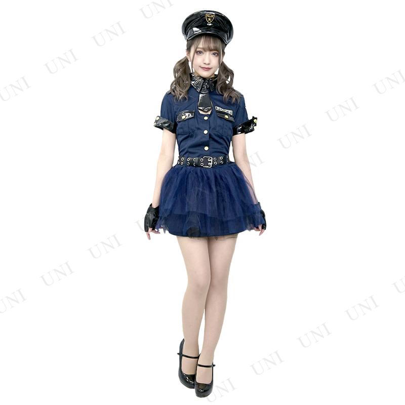 コスプレ 仮装  コスプレ ポリス CLUB QUEEN Queen Police(クイーンポリス)