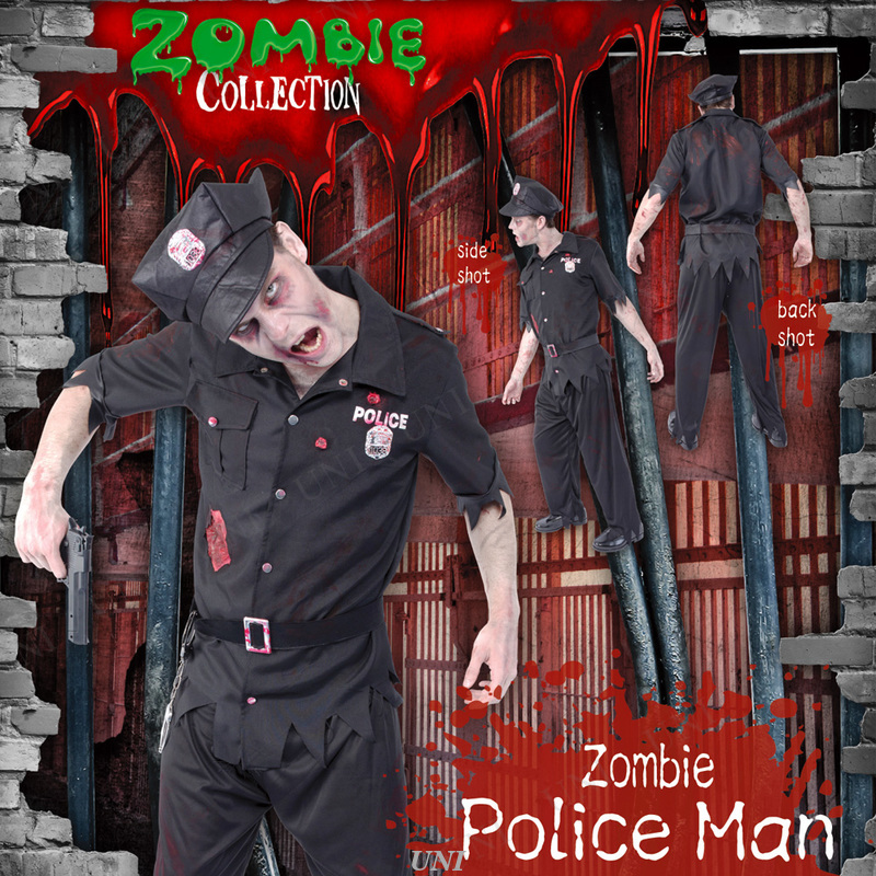 ZOMBIE COLLECTION Zombie Police(ゾンビポリス)