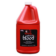 コスプレ 仮装VAMPIRE gallon of blood