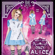DEath of Doll Crazy Alice(クレイジーアリス)