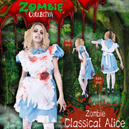 ZOMBIE COLLECTION Zombie Classical Alice(ゾンビアリス)