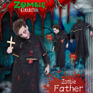 ZOMBIE COLLECTION Zombie Father(ゾンビ神父)