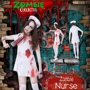ZOMBIE COLLECTION Zombie Nurse(ゾンビナース)