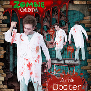 【SALE】ZOMBIE COLLECTION Zombie Docter(ゾンビドクター)